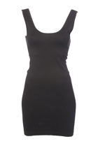 Blank Canvas Tank Dress