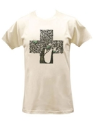 Monster Threads Mens Cross Tee