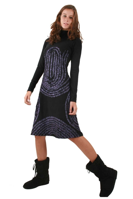 plus length knit t shirt dresses