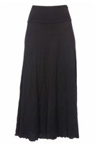 Vigorella Long Flare Skirt