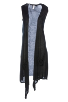 Bellabwear Knit Vest with Pockets