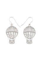 Hot Air Balloon SS Earrings