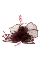 Hand Picked Accessories Woven Flower & Petal Fascinator