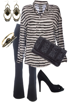 Stripy Chic