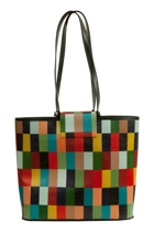 Deva Pixelated Tote Bag