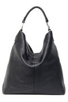 Manzoni Hobo Leather Bag