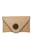 Button Envelope Wallet