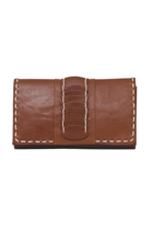 Soft Saddle Trim Wallet