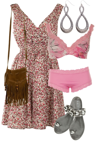 Pretty in pink brand image