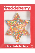 Freckleberry Choc Freckle Star