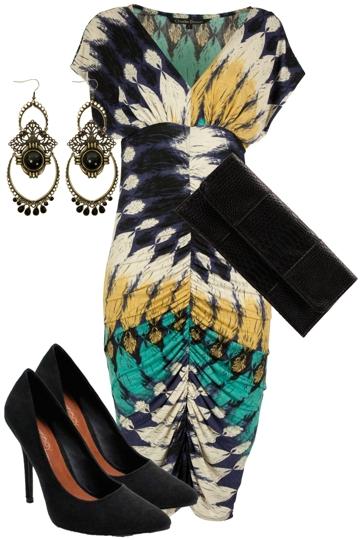Vivacious dress brand image
