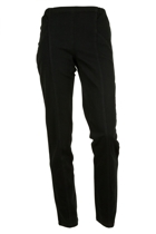 Stretch Denim Legging - Black