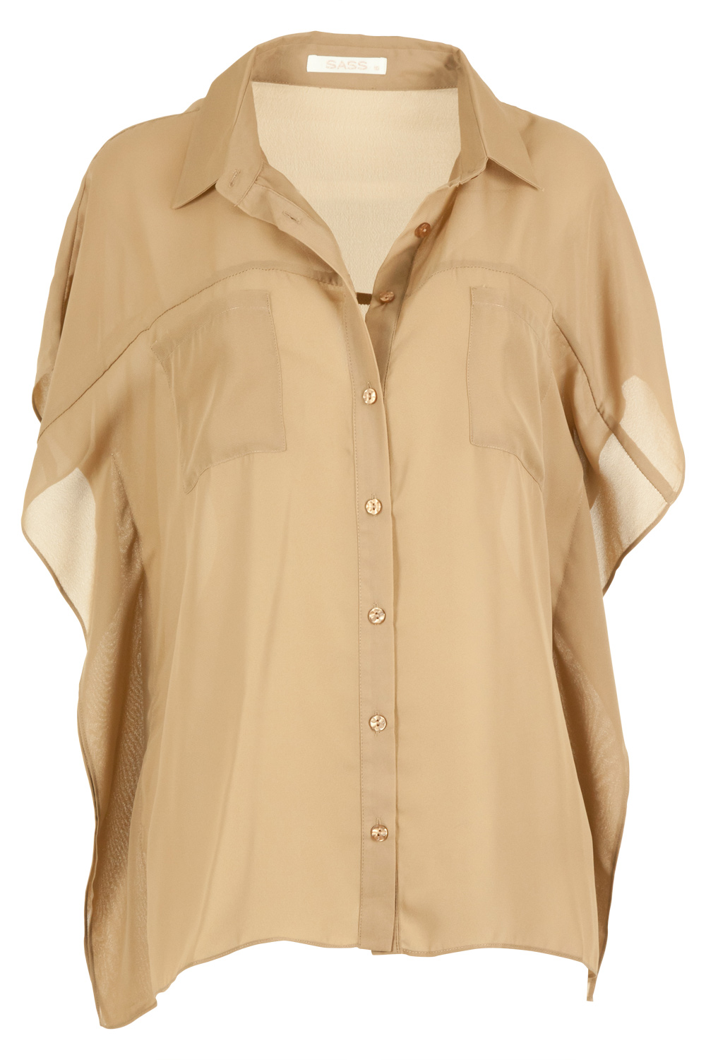 Hayley Slouch Shirt