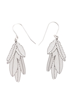 Polli Feather Earrings