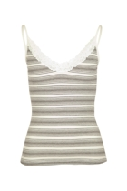 Paris Cotton Stripe Cami