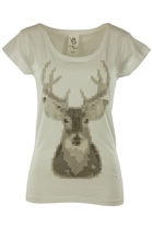 Monster Threads Arcade Deer Tee
