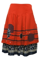 Orientique Manhattan Skirt