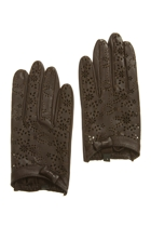 Leather Short Gloves Unlined