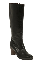 Y.SO Leather Riding Boot