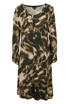 Gordon Smith Printed Knit Tunic