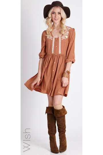 wish fashion label clothing avant dress womens