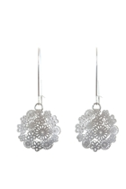 Bec Stern Floral Laser Cut Earrings