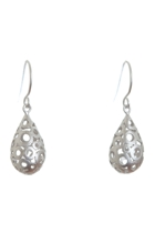 Bec Stern Bubble Teardrop Earrings