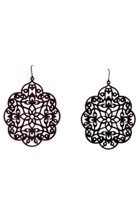 Bec Stern Filigree Earrings