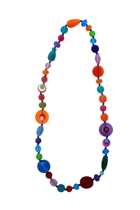Polka Luka Lolly Shoppe Resin Necklace