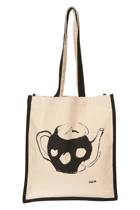 Ink And Stitch Teapot Tote