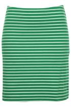 Ollie & Max Layered Jersey Skirt
