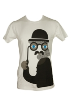 Monster Threads Mens Mr Serious Tee