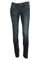 Alexa Dark Nolita Stretch Jean