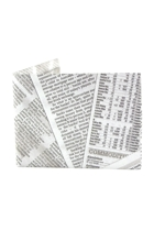 Newspaper Wow Wallet