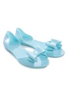 Fiebiger Sherbetfly Jelly Peep Toe Sandal