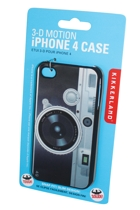 3-D Motion iPhone 4 Case