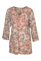 Rose Bud Leona Printed Blouse