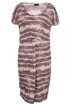 Gordon Smith Crushed Stripe Dress
