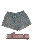 Funky Flower Night Short Bon Bon