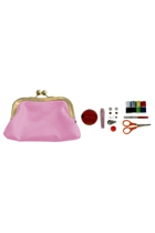 Satin Purse & Sewing Kit