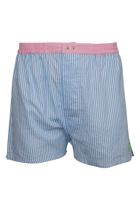 Backgammon Blues Boxer Shorts