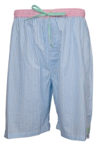 Backgammon Blues Sleep Shorts