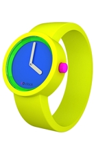 O clock O clock Fluro Watch
