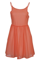 Mink Pink Dosey Doe Cross Back Sundress