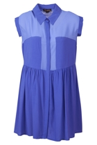 Blue Juice Scout Shirt Dress