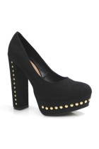 Therapy Tower Stud Heel