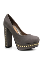 Tower Stud Heel