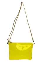 Alice Clutch - Yellow