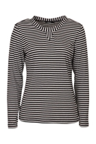 Sophie Stripe Jersey Top