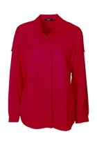 Aero Freya Red Blouse